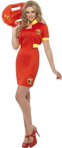 Kostým Baywatch Lifeguard Velikost M 40-42