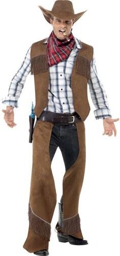 Kostým Cowboy Velikost M 48-50