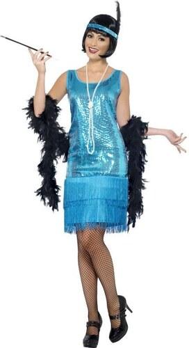Kostým Flirty Flapper Velikost L 44-46