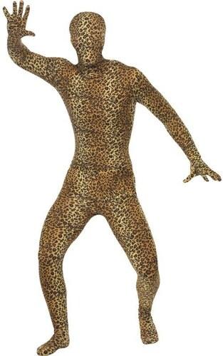 Celotělový overal Leopard Velikost L 52-54