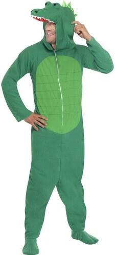 Kostým Krokodýl Velikost L 52-54