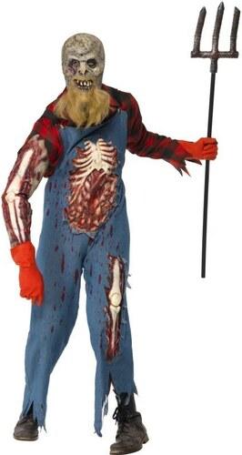 Kostým Zombie venkovan Velikost L 52-54