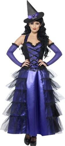 Kostým Okouzlující čarodějnice Velikost M 40-42