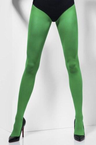 Punčocháče zelené