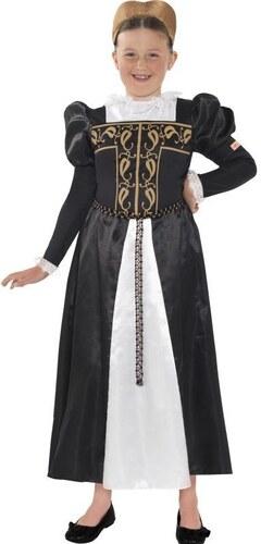 Dětský kostým Mary Stuart Horrible Histories Pro věk (roků) 10-12