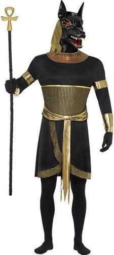 Kostým Anubisův šakal Velikost L 52-54