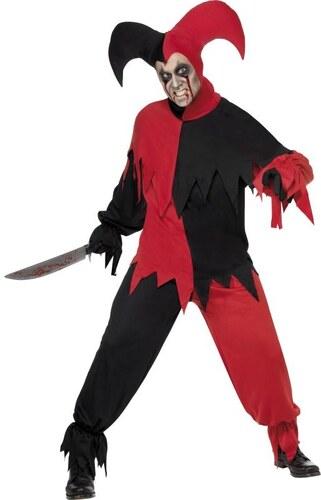 Kostým Temný šašek halloween Velikost L 52-54