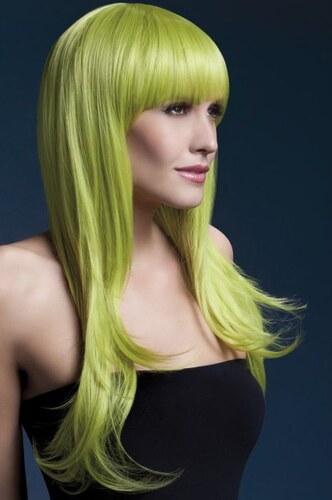 Paruka Sienna pastelová zelená