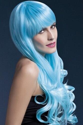 Paruka Emily modrá