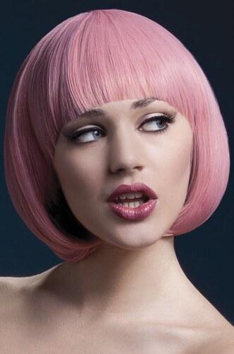 Paruka Mia růžová