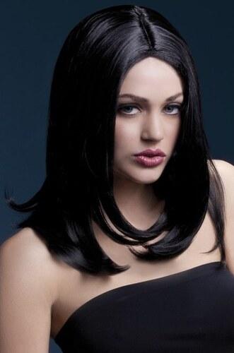 Paruka Sophia černá