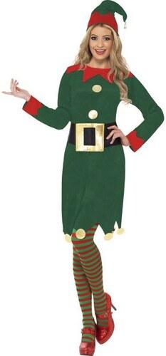 Kostým Elfka Velikost L 44-46