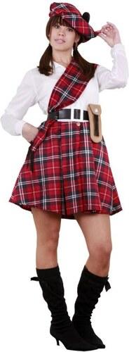 Kostým Skotka Velikost M/L 42-44