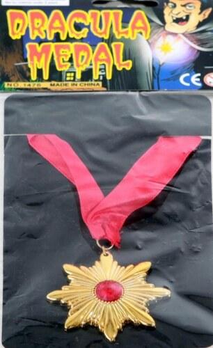 Náhrdelník Dracula Medaille