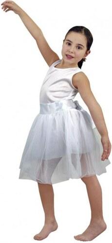Dětský kostým Baletka bílá Pro věk (roků) 3-4