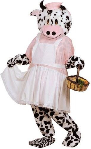 Šaty na maskota kuchařka
