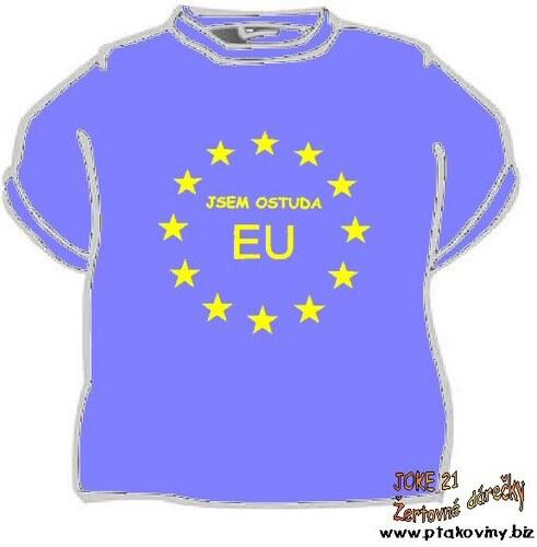 Tričko Jsem ostuda EU Velikost 146