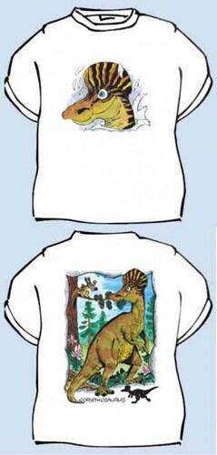 Dětské tričko Corythosaurus Velikost 110