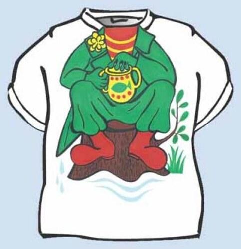 Dětské tričko Vodník Velikost 110