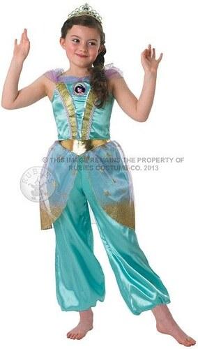 Dětský kostým Jasmína glitter Pro věk (roků) 3-4