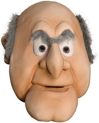 Maska Statler The Muppets