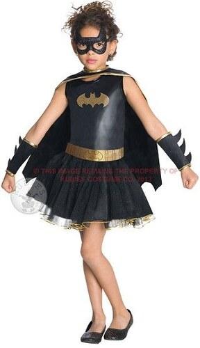 Dětský kostým Batgirl Pro věk (roků) 3-4