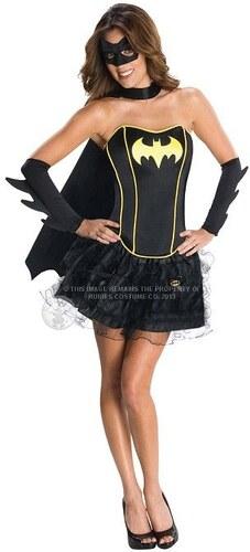 Kostým Batgirl Velikost L