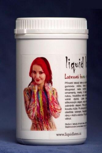 Tekutý latex 1000 ml tělová barva