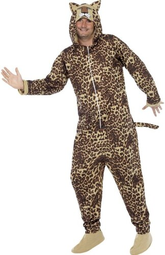 Kostým Leopard Velikost L 52-54