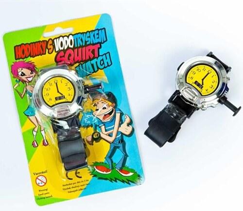 Stříkací hodinky