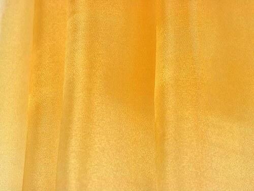 Organza lesklá 0,36 x 9 m Barva Bordó-082