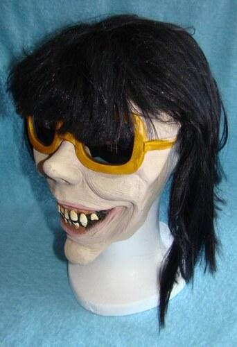 Maska s vlasy Michael