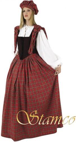 Kostým Skotka