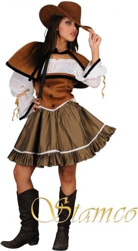 Kostým Kovbojka