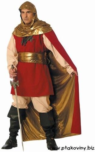 Kostým Artur z Anglie