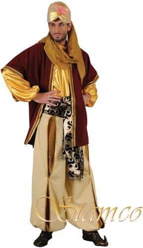 Kostým Sultan
