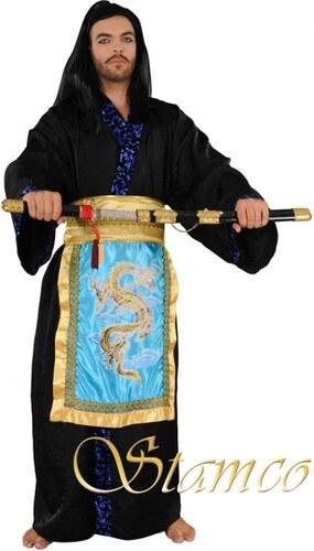 Kostým Čínský bojovník