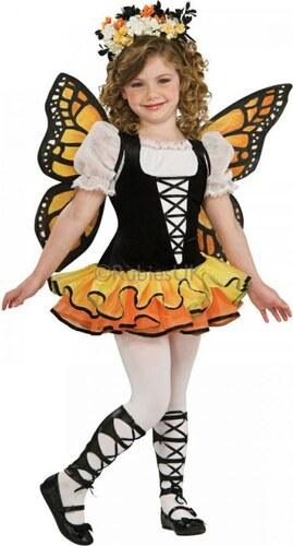 Dětský kostým Motýlek Pro věk (roků) 1-2