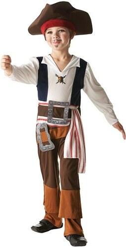 Dětský kostým Jack Sparrow Piráti z Karibiku Pro věk (roků) 3-4