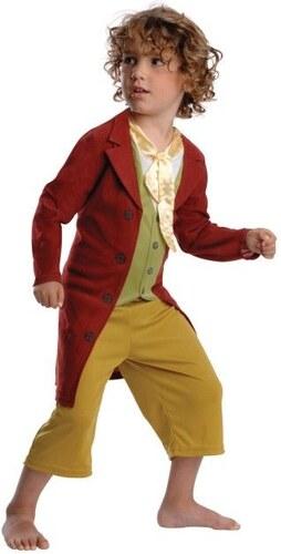 Dětský kostým Bilbo Pytlík Hobbit Pro věk (roků) 3-4