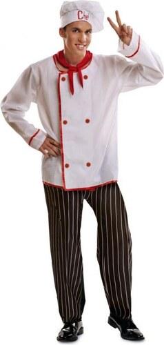 Kostým Kuchař Velikost M/L 50-52