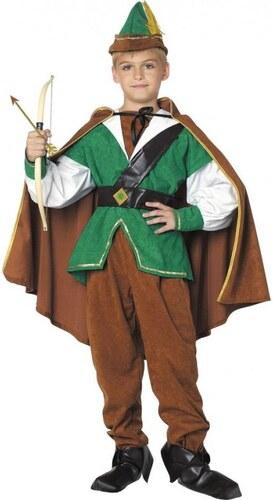 Dětský kostým Lesní bojovník Pro věk (roků) 10-12
