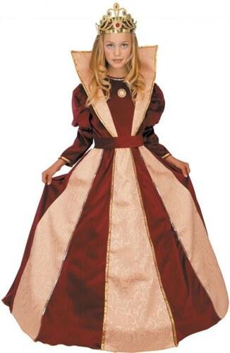 Dětský kostým Královna Pro věk (roků) 10-12