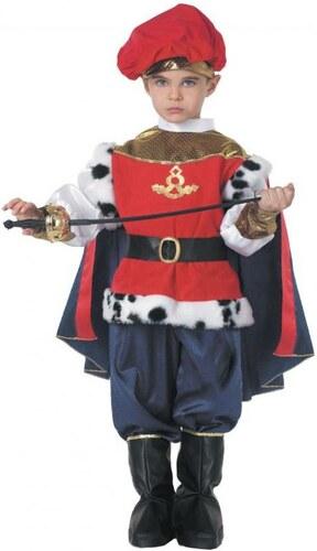 Dětský kostým Princ Pro věk (roků) 1-2