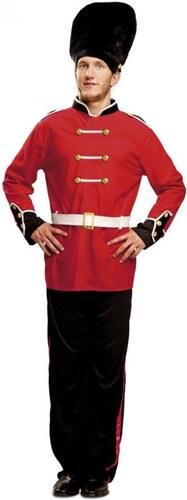 Kostým Britská garda Velikost M/L 50-52