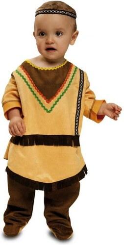Dětský kostým Indiánka Pro věk (měsíců) 7-12