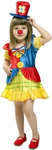 Dětský kostým Klaun Pro věk (roků) 1-2