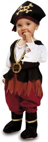 Dětský kostým Pirátka Pro věk (měsíců) 7-12