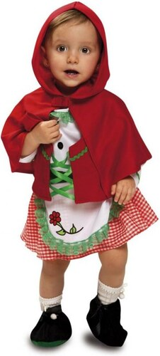 Dětský kostým Červená Karkulka Pro věk (měsíců) 7-12