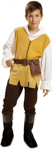 Dětský kostým Číšník Pro věk (roků) 10-12
